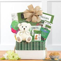 Get Well Gift Baskets - Get Well Wishes Gift Basket Birthday Gift Baskets, Happy Birthday Gifts, Happy Birthday Messages, Very Happy Birthday, Girl Birthday, Birthday Ideas, Sympathy Gift Baskets, Sympathy Gifts, Get Well Wishes