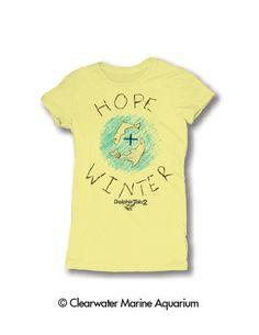 SeeWinter Store - Hope Rally Girls Tee, $20.99 (http://cmastore.seewinter.com/hope-rally-girls-tee/)