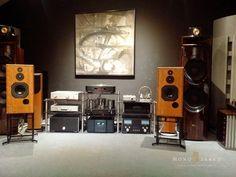 Harberth Super HL5 plus speakers