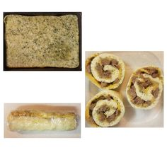Mini Pie Pans, Mini Pies, 7 Minutes, Whole Eggs, Turkey Sausage, Egg Whites, Omelette, Other Recipes, Parsley