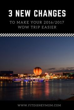 Disney announced 3 new changes to make your next Walt Disney World trip easier! Vacation at Disney with less stress.
