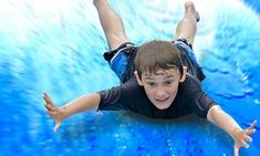 Groupon - Cotton-Candy Machine Rental, Inflatable Water-Slide Rental, or Both from All In Fun (Up to 53% Off) in Sandy. Groupon deal price: $25