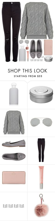 """The Greys pt 3"" by coombsie24 ❤ liked on Polyvore featuring bkr, Hermès, AV by Adriana Voloshchuk, Acne Studios, n.d.c., J Brand, Kate Spade, Burberry, Maison Margiela and Fendi"