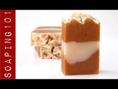 Making Sugar Soap {with honey, maple syrup + molasses} S2W13 - YouTube