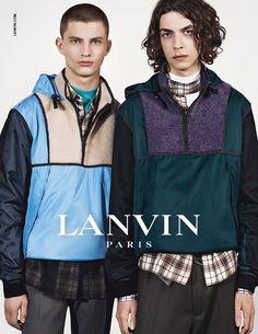 Lanvin Fall/Winter 2017 Campaign - High Fashion Living
