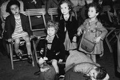A flight out of hell - the children of Kristallnacht . Jewish children arrived in London, 1939 after escaping persecution in Nazi Germany. Many never saw their parents again.