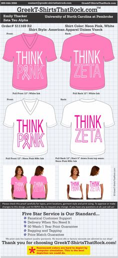 upload your design and use the promo code to get discounted comfort colors pricing on your next order pin it to win it for your chapter in fall - Breast Cancer Pink Color Code