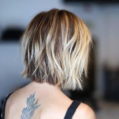 SHORT Cut/Style: Anh Co Tran • IG: @Anh Co Tran • Appointment inquiries please call Ramirez|Tran Salon in Beverly Hills at 310.724.8167.