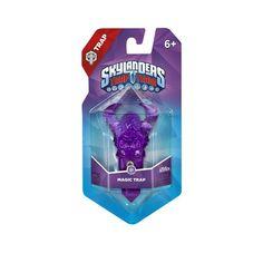"Skylanders Trap Team, ""Magic Trap"", GamePlay Character/Action Figure, for Major Gaming Platform"