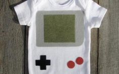 We've rounded up the best clothing options for baby gamers, sci-fi nerds and tech geeks alike.