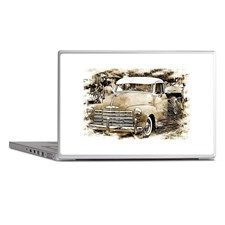 Classic Chevrolet Pick-up Truck Laptop Skins