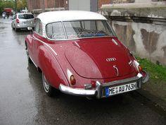 AutoUnion DKW 1000S