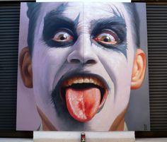 Street art by Insane51