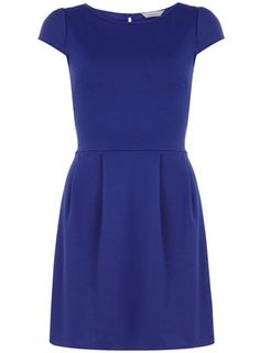 Petite blue ponte dress. just purchased for my sisters 40th!! I hope it fits :)