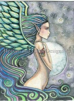 Molly Harrison Fairy of the Sea