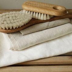 [Envelope Online Shop] Organic linen face towel the linen bird HOUSE & HOME New