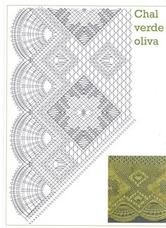 Bobbin Lace Patterns, Crochet Patterns, Bobbin Lacemaking, Lace Scarf, Lace Border, Lace Making, Cutwork, Tatting, Decoupage