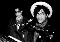 Prince • 1981 'Controversy' Era with Matt Fink, aka Dr. Fink.