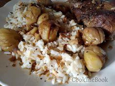 Αρνάκι με κάστανα και κονιάκ | cook-the-book Greek, Recipes, Food, Recipies, Essen, Meals, Ripped Recipes, Greece, Yemek