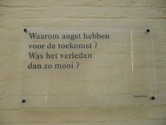 Mooie teksten in Brugge, deel 1.