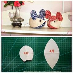 24 Best Ideas for sewing patterns free animals pin cushions Felt Crafts, Fabric Crafts, Diy And Crafts, Sewing Patterns Free, Doll Patterns, Sewing Toys, Sewing Crafts, Craft Projects, Sewing Projects