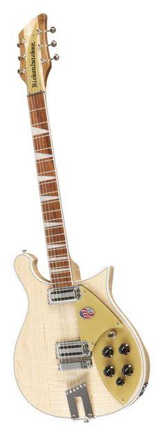 Rickenbacker 660 Mapleglo.