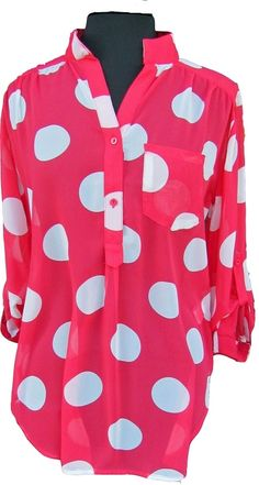 Whenever I go into a store, I automatically go to blouses like this