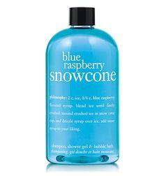 love philosophy shower gels