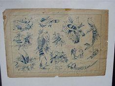 zeiss-birds | Vintage Tattoo Flash | Flickr