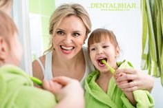 Regular #teeth #brushing is the most important rule you can take into account in order to enjoy #healthy #teeth and to prevent #toothdecay and #gumdisease. For all #dentalproblems call at 9815502453.. www.dentalbhaji.com
