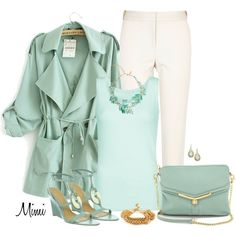 """Clarisse"" by myfavoritethings-mimi on Polyvore"