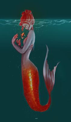 Pin by adonai aranda fernandez on mermaids mermaid art, mermaid drawings, m Fantasy Creatures, Mythical Creatures, Sea Creatures, Siren Mermaid, Mermaid Art, Anime Mermaid, Mermaid Drawings, Mermaids And Mermen, Fantasy Mermaids
