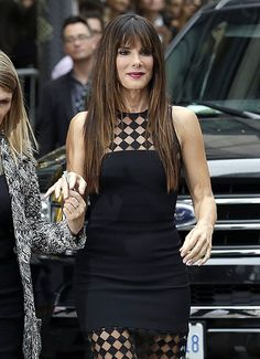 Sandra Bullock Bonds With Newly Adopted Baby Girl: Expands Family Rapidly, Slows Down Acting Career?