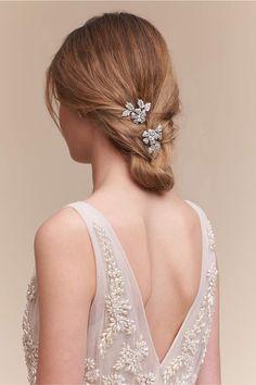 Petunia Hair Clips (2)