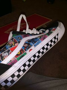 766806db1b Vans old school x Marvel Collab size 10.5 #fashion #clothing #shoes  #accessories · Baby & Toddler ...