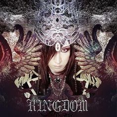 D - KINGDOM [Type A](ALBUM+DVD) (First Press Limited Edition)(Japan Version)