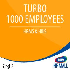 Niojak HR Mall | Turbo 1000 Employees Lifecycle Solution by Zing HR
