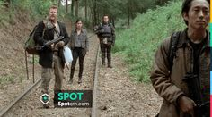 Abraham Ford (Michael Cudlitz) Frye boots on The Walking Dead #TheWalkingDead #Abraham #boots