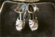 Ysl Bridal Shoes Photo Akil Bennett Photography Weddingfashion Fashion