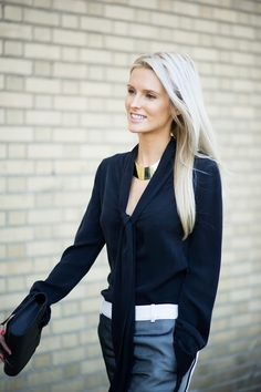 Style Spotting: Street Style at NYFW * Lou What Wear *