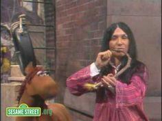 Sesame Street: Cripple Creek... with BUFFY Sainte Marie