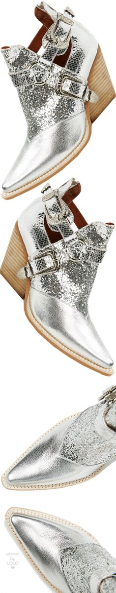 381086ce5a2 Free People Icon Western Boot Silver