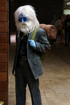Best Ice King (simon) cosplay ever, Adventure Time
