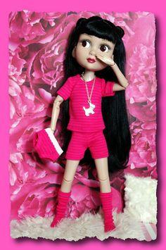 Patience has a secret...4 PC lingerie set for #Tonner #Patience Dolls by KarmelApples