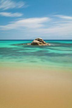 ✯ Rock At Paranga Beach - Mykonis Island, Greece