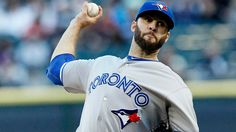 Brandon Morrow is a beautiful hunk of man