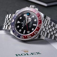Luxury Watches, Rolex Watches, Watches For Men, Rolex Gmt Master 2, Watch Photo, Clock, Dreams, Photos, Accessories