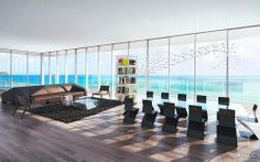 Construction Begins on Glass Miami Beach