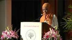 """Selections from the event, """"Higher Education for a Higher Purpose"""", a fundraising luncheon for Zaytuna College held in Manhattan. Become a supporter or stude. Khalid, Holy Quran, Higher Education, Gods Love, Fundraising, Knight, How To Become, Graduation, College"""
