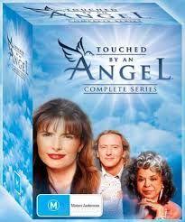 Touched by an angel / Enkelin kosketus - dvd-boxi(joko joku kausista tai sitten kaikkien kausien boxi... :)